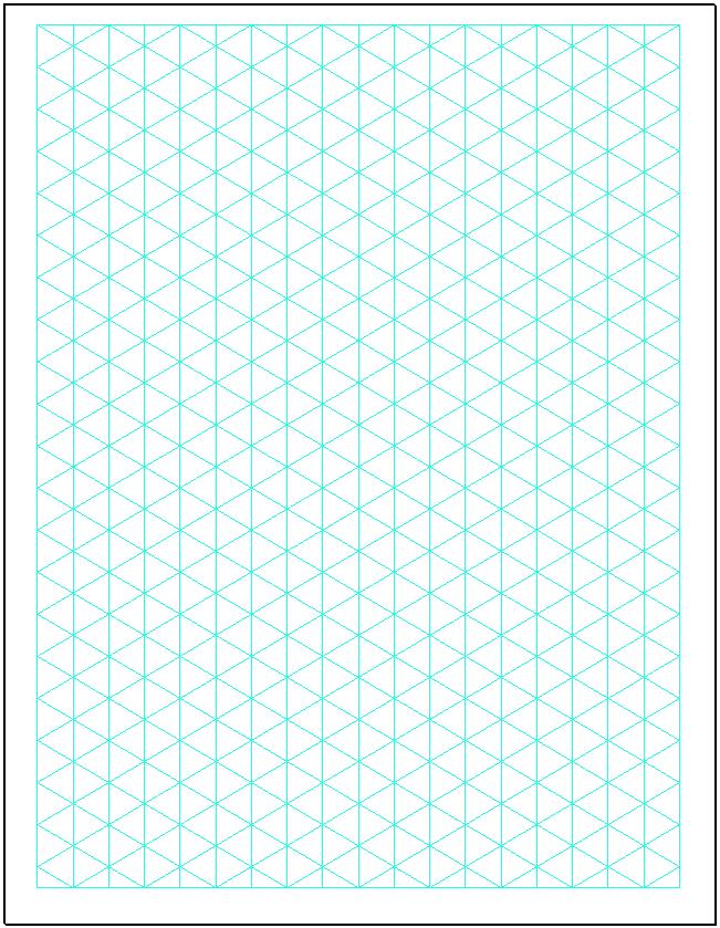 photograph about Printable Isometric Graph Paper referred to as 5+ Totally free Isometric Graph Paper Printable Graph Paper