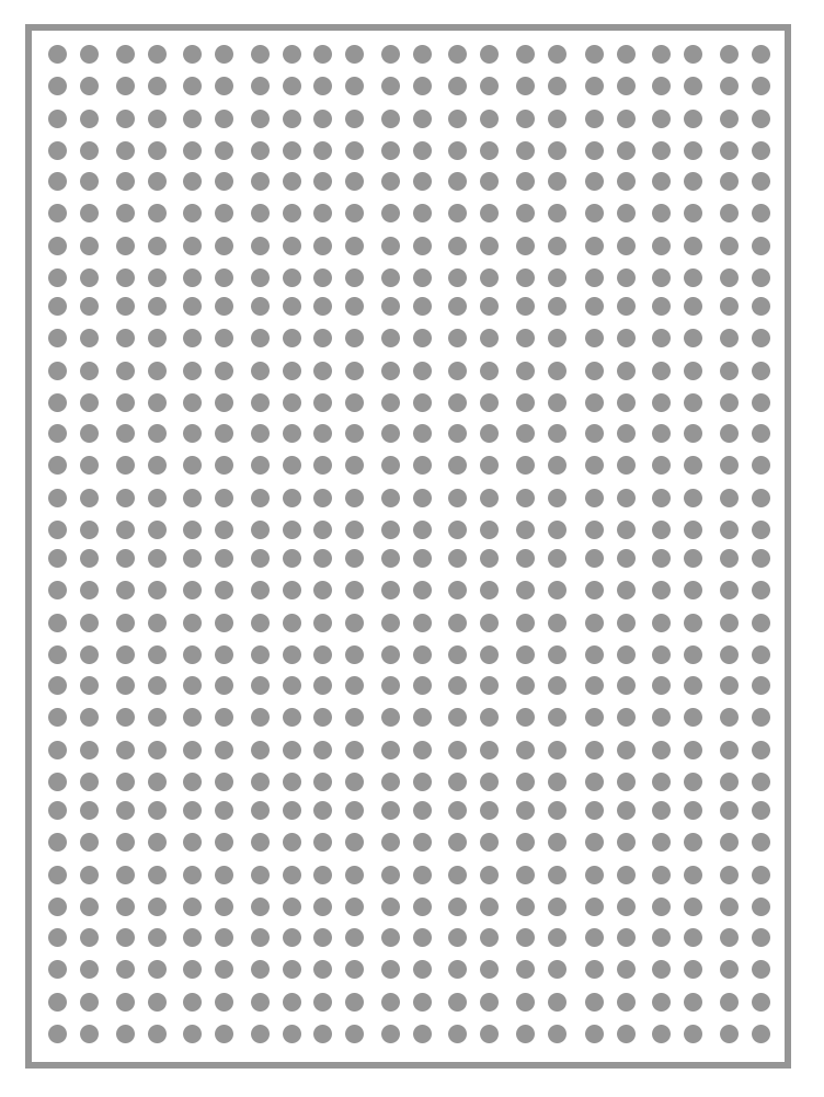 picture regarding Dot Grid Printable identify 5+ No cost Printable Dot Paper Template Graph Paper