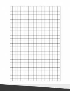 Fill in Graph Paper Online